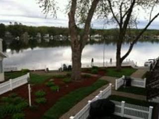Waterfront Vacation Rental on Lake Winnisquam (AND9B) - Tilton vacation rentals