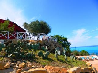 Beautiful home on hill with sensational sea views - Cefalu vacation rentals