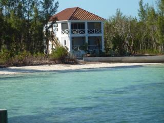 Lo Key  Beachfront on Coco Bay , - Green Turtle Cay vacation rentals