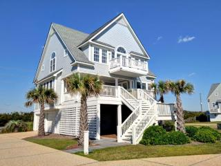 5BR Oceanfront Home - Hot Tub & Pool. NEW OWNERS - North Topsail Beach vacation rentals