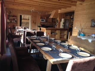 Chalet from 20 to 27 guest, 200 m ski slopes - Chatel vacation rentals