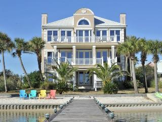 Luxury Beach Home W/ Pool, Kayaks & Beach Chairs. Boaters Paradise! - Orange Beach vacation rentals