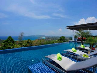 Villa Zereno Ultimate Luxury Surin Beach sea view - Surin Beach vacation rentals