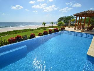 8000 sq foot Beachfront Luxury Surfing Estate - Playa Gigante vacation rentals