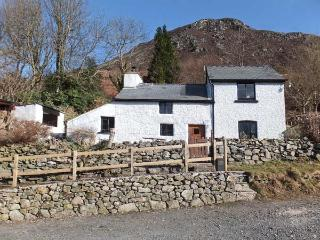 BRYN HYFRYD, pet-friendly cottage, solid-fuel stove, close walking and biking in Llangynog Ref 22326 - Mid Wales vacation rentals