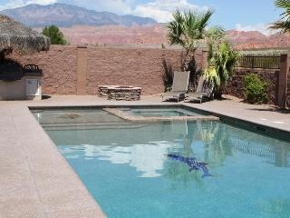 Paradise in the Sun Spectacular Home - Heated Pool - Saint George vacation rentals