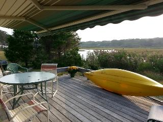 Waterfront Rental Home, Spectacular Views, Dennis - West Dennis vacation rentals