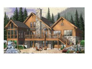 Rustic Elegance in a Colorado Style Mountain Home - Fletcher vacation rentals
