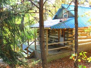 Buffalo Lodging Company- Waterfall Cabin - Logan vacation rentals