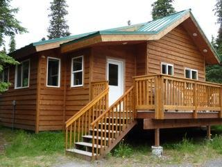 Cozy Cabin with a Mountain View - Alaska vacation rentals