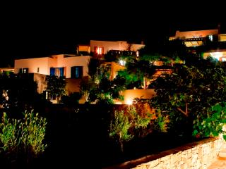 Villa Yellow in Naxos island. - Cyclades vacation rentals