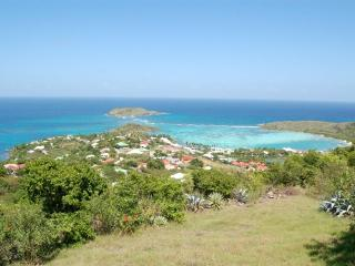 Bois Joli at Marigot, St. Barth - Lagoon View, Private, Perfect for a Couple - Terres Basses vacation rentals