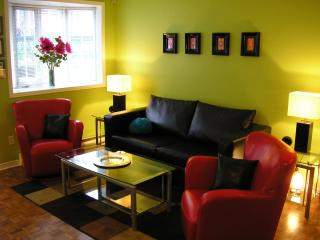 Gorgeous Condo W/patio Parking Downtown Montreal - Montreal vacation rentals
