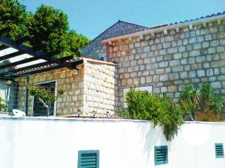 Typical stone house with large terrace & sea view - Mlini vacation rentals