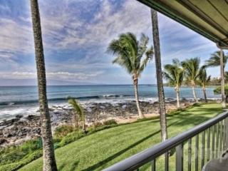 Highly Desirable Napili Shores Resort - I Building Oceanfront Studio - Napili-Honokowai vacation rentals