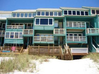 Seawinds 7, Beach front townhome in Miramar Beach - Destin vacation rentals