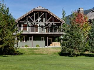 Wedge View Chalet | 4 Bedroom Home on Nicklaus North 1st Green, Scenic Views - Whistler vacation rentals