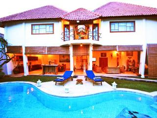 Tropical two bedroom villa with pool Seminyak area - Denpasar vacation rentals