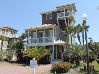 Sugar Shack, 5+ bedrooms, Pets allowed, gulf views - Miramar Beach vacation rentals