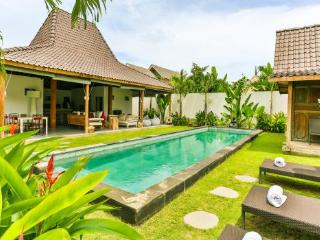 8 Bedrooms Tropical Joglo Villa in Quiet Seminyak - Seminyak vacation rentals