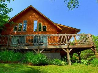 Four Seasons Log Cabin in Rural Vermont - Central Vermont vacation rentals