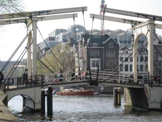 Amsterdam Canal Penthouse+ Large Roofterrace+ Lift - North Holland vacation rentals