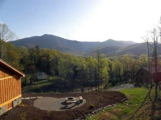 Sunset Ridge. Views!!! 4TH OF JULY WEEK IS STILL AVAILABLE. STUNNING CABIN. CLOSE TO MOUNT MITCHELL, FISHING. - Burnsville vacation rentals