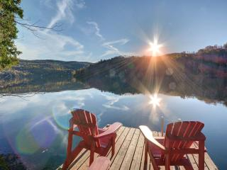 Spacious, secluded retreat  in Mont Tremblant - Mont Tremblant vacation rentals