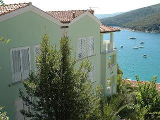 Huge terrace & sea view apartment near the beach - Rabac vacation rentals