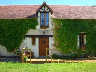 Delightful gîte with private walled terraces - Descartes vacation rentals