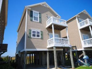 Waterfront home, 2 blocks to ocean - Surf City vacation rentals