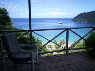 Bella Vista Cottage, Charlotteville, Tobago - Charlotteville vacation rentals
