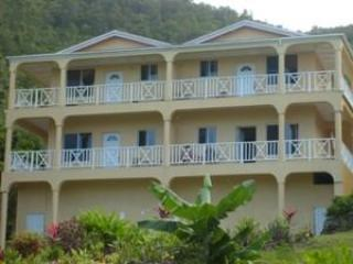 Front of the building - Jacobs' Apt.& Nature Trail - Tortola - rentals