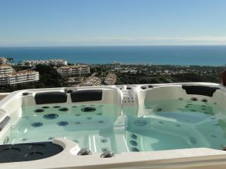 Nueva Calahonda 4,Penthouse with private Jacuzzi - Comares vacation rentals