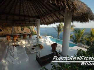Casa Chantal - 3BR Oceanfront Rental - Puerto Escondido vacation rentals