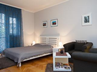 Studio near the DANUBE & KALEMEGDAN Fortress - Belgrade vacation rentals