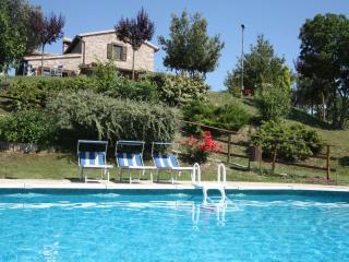 12 slees, beautiful house, panoramic pool - Urbania vacation rentals