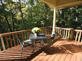 Oasis in the Woods near Bentonville - Arkansas vacation rentals
