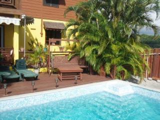 Quaint Villa, Panoramic View, Pool, St Lucia - Choiseul vacation rentals