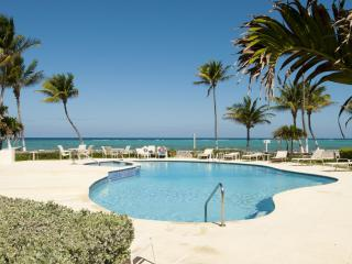 Stunning 2 BR Beach Front Condo - Grand Cayman vacation rentals