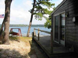 Small Cottage on Seymour Pond (1045) - Wellfleet vacation rentals