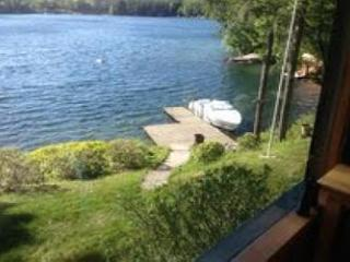 West Facing Waterfront Vacation Rental on Lake Winnipesaukee (FOS9W) - Meredith vacation rentals