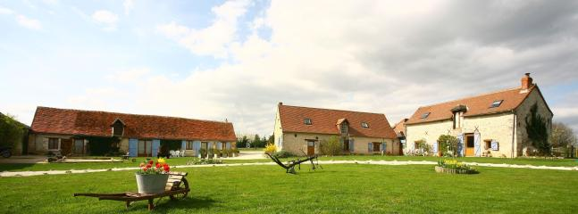 B&B  and gite  in traditional farmhouse  Loches - Image 1 - Loches - rentals