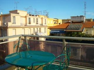 NICE CENTER LUX WIFI TERRACE 7TH FLOOR PARKING - Nice vacation rentals