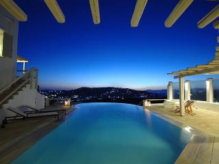 Luxury Villa with Private Pool & Amazing view - Mykonos vacation rentals