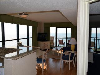 Breakers Paradise Tower- Gorgeous 3bed/2bath Oceanfront corner unit-Floor to ceiling windows-Huge balcony - Pocono Pines vacation rentals