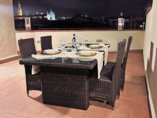 Apartment with splendid view of Santa Croce Church - Florence vacation rentals