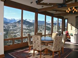 The Stewart Highlands in Windcliff, Estes Park, luxury, vacation rental, mountain view, gourmet kitchen, Rocky Mountain National - Estes Park vacation rentals