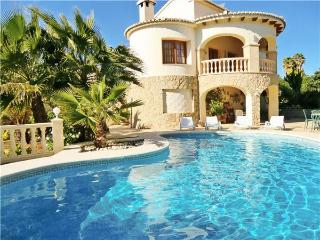Holiday house for 6 persons, with swimming pool , in Calpe - Medulin vacation rentals