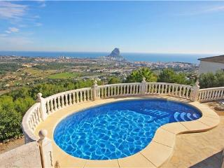 Attractive holiday house for 4 persons, with swimming pool , in Calpe - Calpe vacation rentals